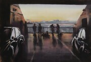 Long Goodbyes - pastel-SOLD
