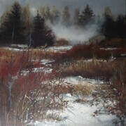Winter Mist -SOLD